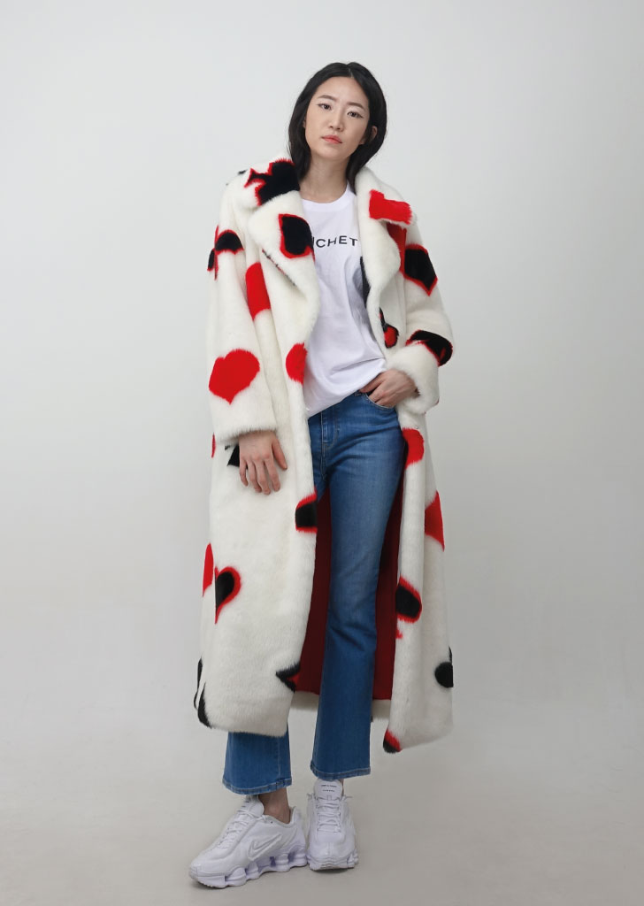 Whitejack Long Coat