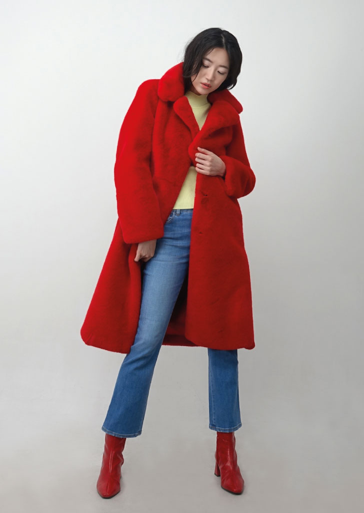 Superior Red Coat